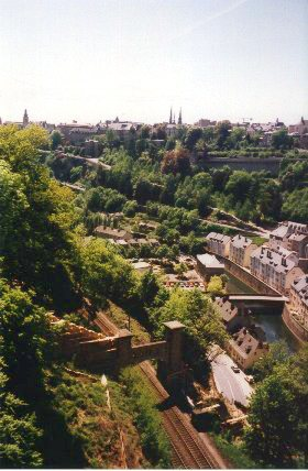 Luxembourg, a nice view